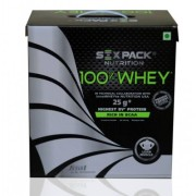 Six Pack Nutrition 100% Whey,4 Kg