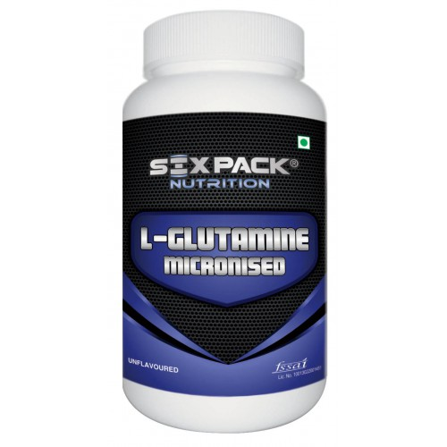 Six Pack Nutrition Glutamine
