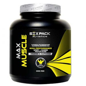 Six Pack Nutrition Max Muscle 2 Kg
