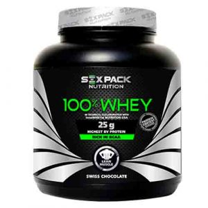 Six Pack Whey