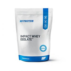 Myprotein Impact Whey Protein 5.5 lb Chocolate Smooth