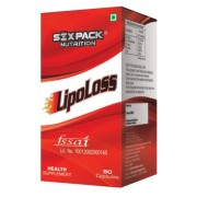 six pack nutrition lipo loss 90 Capsules