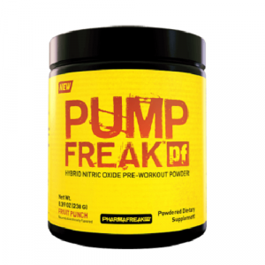 Pharmafreak Pump freak