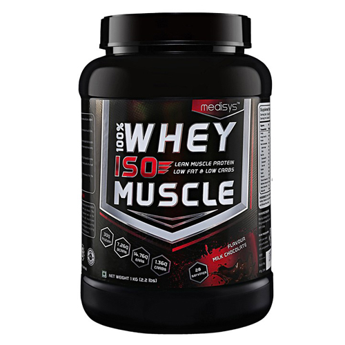 Medisys Whey Iso Muscle