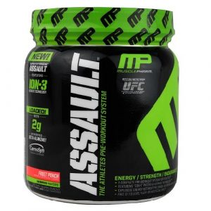 Muscle Pharm Assault India