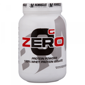 Big muscle zero isolate