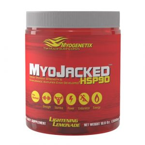 Myogenetix Myojacked Pre Workout