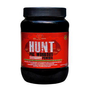 Stak Muscle Hunt Pre Workout 3