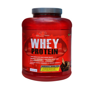 Stak Muscle Whey Protein 3