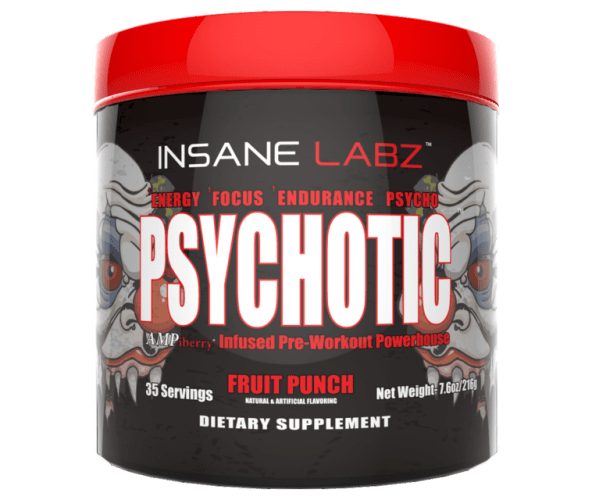 psychotic pre workout